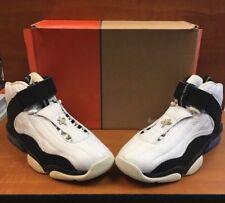 Nike Air Max Penny 4 IV 2005 312455-101 White/Black/Varsity Royal Men's Size 8.5