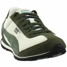 Puma Speeder Mesh Lace Up  Mens  Sneakers Shoes Casual   - Green