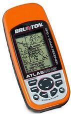 BRUNTON Atlas Handheld GPS & Brunton Map Works/Looks Great.