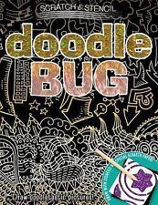 Scratch & Stencil: Doodle Bug by