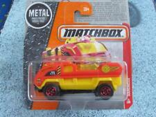 Matchbox 2016 #071/125 HARDNOZE Rojo Amarillo MBX HEROICA RESCATE