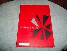 1973 ST CLAIRSVILLE HIGH SCHOOL YEARBOOK ST CLAIRSVILLE OH OHIO SCHI - SCHAN