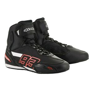 ALPINESTARS MARC MARQUEZ MM93 FASTER 2 AUSTIN RIDE SHOE MOTORCYCLE BOOT SIZES 11