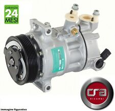 COMPRESSORE ARIA CONDIZIONATA FIAT GRANDE PUNTO 1.3 MJD Sanden SD6V12 13717