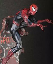 "Black SpiderMan:Crazy Toys Marvel The Amazing SPIDER-MAN 2 Action Figure 18"" Toy"