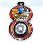 Super Action Return Top Wheelie Tire Shaped Yo-Yo  2013  New  Sealed