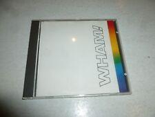 WHAM - The Final - Original 1986 UK issue 14-track CD album