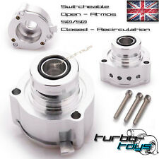 SWITCHABLE VW SCIROCCO BEETLE PASSAT 1.4 1.8 2.0 R TFSI BLOW OFF BOV DUMP VALVE