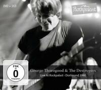 George Thorogood And The Destroyers - Live At Rockpalast - Dortmun (NEW 2CD+DVD)
