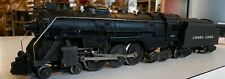 * Lionel O Gauge #646 4-6-4 Steam Engine& Tender
