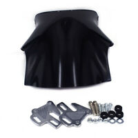 ABS Plastic Black Windshield Windscreen Screen For CB400SF Super Four Motorcycle