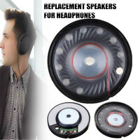 2PC 5*40mm Replacement Speaker Part UniversaL QuietComfort QC25 Driver Headphone