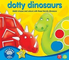 Orchard Toys Educational Games - Dotty Dinosaurs - Brand New
