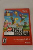 Super Mario Bros. Wii (Nintendo Wii, 2009)