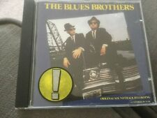 THE BLUES BROTHERS SOUNDTRACK CD PETER GUNN EVERYBODY MINNIE RAWHIDE TAILFEATHER