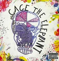 CAGE THE ELEPHANT self titled (CD album) alternative rock