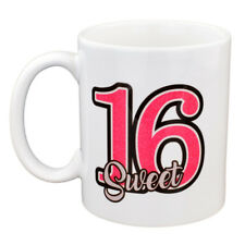 Sweet 16 Birthday Design Mug Birthday Age XCMN308