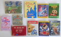 10 Disney Pins Pinocchio a bug's life The Disney Store Art Event 75 Years