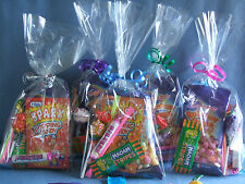 40 PRE FILLED UNISEX ALL OCCASIONS SWEET  PARTY LOOT FAVOUR BAG CHILDRENS/ADULTS