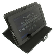 Bag for Vodafone Smart Tab III 3 10 Bookstyle Tablet Case Protection Black