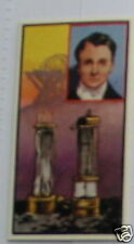 #32 the davy lamp humphry davy card