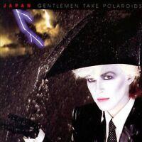JAPAN Gentlemen Take Polaroids CD BRAND NEW Remastered