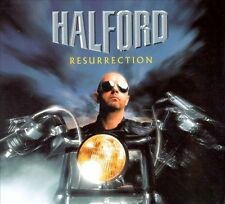 Resurrection [Holland Limited Edition] [Limited] by Halford (CD, Aug-2000, Meta…