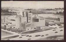 Postcard NEWARK NJ  Anheuser-Busch Beer Factory/Plant Artists Concept 1950's