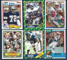 2013 Topps Football Archives SP's 201-250 U PICK 6