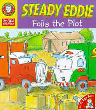 Steady Eddie Foils the Plot (The adventures of Steady Eddie), Linda Jennings, Sa
