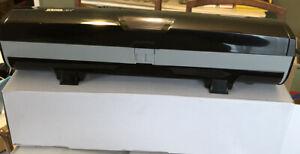 NEW WRAPMASTER FOIL DISPENSER BLACK AND GRAY SEE PICS WM1800-FOIL