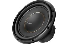 "Pioneer TS-D12D4 12"" Dual 4-ohm Component Subwoofer"