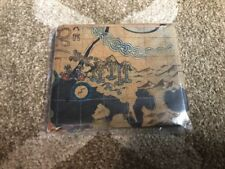 God of War 4 Stone Mason Collector's Edition PS4 Cloth Map Tapestry *ONLY*