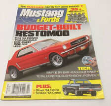 Mustang and Fords Magazine - Febuary 2008