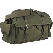 Domke 700-10D F-1X Little Bit Bigger Water-resistant Canvas Shoulder Bag (Olive)