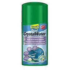 Tetra CRYSTAL WATER FISH Pond Trattamento 250ml-pubblicato oggi se pagato prima delle 13