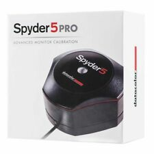 DATACOLOR SPYDER 5 PRO - SCREEN and MONITOR CALIBRATION TOOL - Spyder5