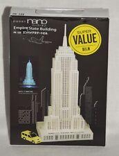 Kawada Empire State Building Paper Nano Laser Cut Paper Model Craft PN122