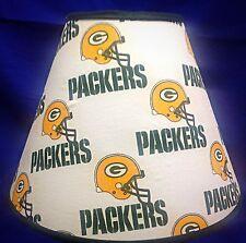 Set of 2 NFL Green Bay Packers Handmade Lamp Shade Lampshade