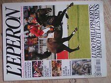 $$$ Revue L'Eperon N°154 Ludo PhilippaertsSalon du chevalSaumurVolvo