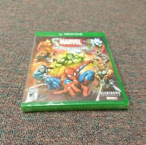 Marvel Pinball Epic Collection Vol. 1 (Xbox One) Brand New & Factory Sealed!