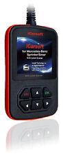 iCarsoft OBD2 OBDII Scanner Tool Code Reader ECU DTC CEL Mercedes-Benz/Smart