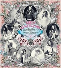 SNSD GIRLS' GENERATION [THE BOYS] 3rd Album CD+Booklet+10p Post Card+Card SEALED