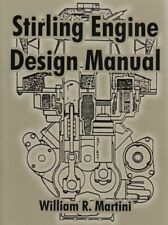 Stirling Engine Design Manual by Martini, William R.