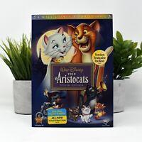 The Aristocats Special Edition DVD - Walt Disney - W/ SLIPCOVER - Bilingual
