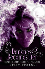 Darkness Becomes Her (Gods & Monsters), Keaton, Kelly, New Book