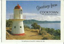 Australia Postcard View Folder - Cooktown, Qld - 1970's