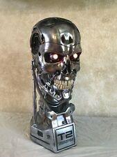 Terminator T-800 Endoskeleton Life Sized Bust Sideshow Collectibles