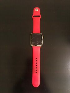 Apple Watch Series 2 42mm Rose Gold (Cracked Screen)