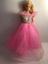Barbie Doll Clothing - Lot Gorgeous Dress - Ball Gown - Birthday Party Fashion